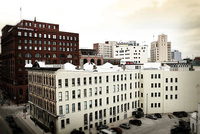 Photograph - Grand Rapids 8 by Scott Hovind