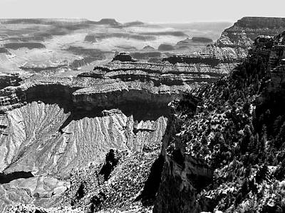 Grand Canyon Digital Art - Grand View by Camille Lopez