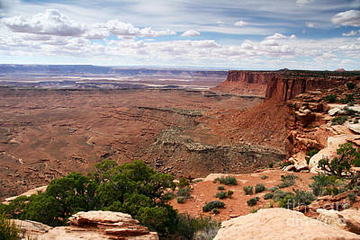 Photograph - Grandview Point  by Butch Lombardi