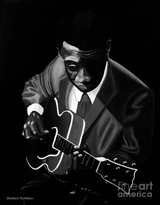 Painting - Grant Green by Barbara McMahon
