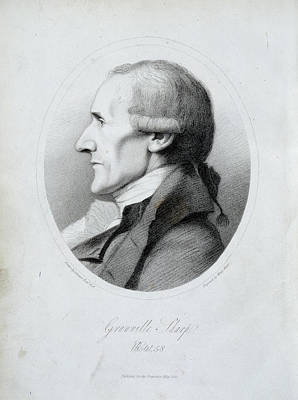 Abolition Photograph - Granville Sharp by British Library