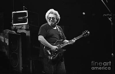 Jerry Garcia Photograph - Grateful Dead by Concert Photos