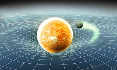 Photograph - Gravity As A Constant, Conceptual by Spencer Sutton