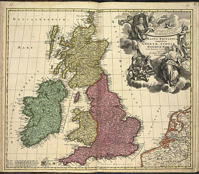 Baptism Photograph - Great Britain And Ireland by British Library