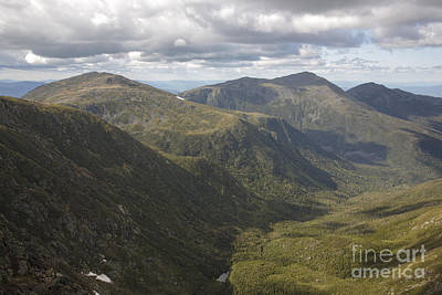 Great Gulf Wilderness - White Mountains New Hampshire Art Print
