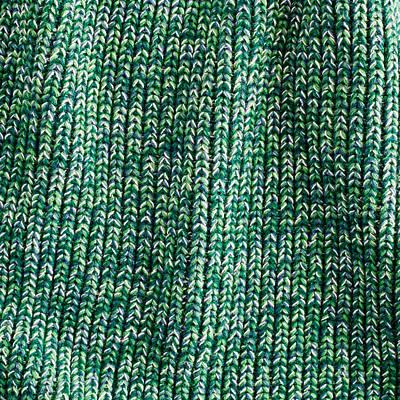 Green Wool Print by Tom Gowanlock