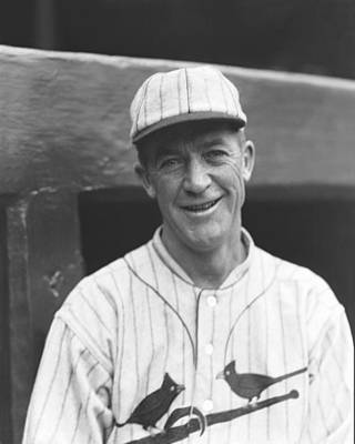 St Photograph - Grover Cleveland Alexander by Retro Images Archive