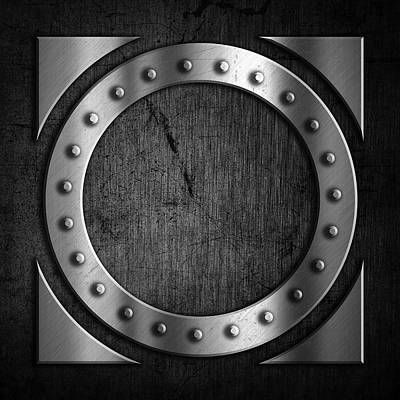 Grunge Metal Background Original