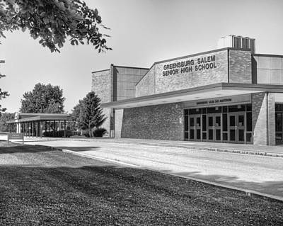 Photograph - Gshs by Coby Cooper