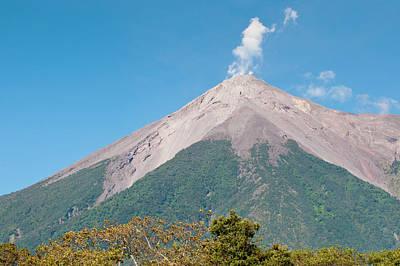 Guatemala Photograph - Guatemala, Antigua by Michael Defreitas