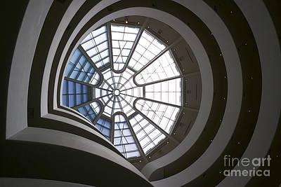 Guggenheim Photograph - Guggenheim by David Bearden