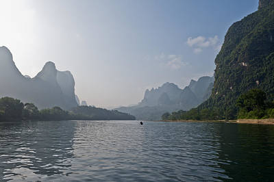 Photograph - Guilin Mountains by Marek Poplawski