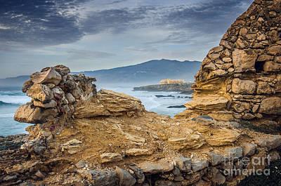 Scenic Country Photograph - Guincho Coastline by Carlos Caetano