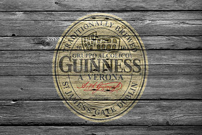 Cans Photograph - Guinness by Joe Hamilton
