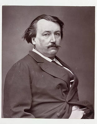 Gustave Photograph - Gustave Dore by British Library