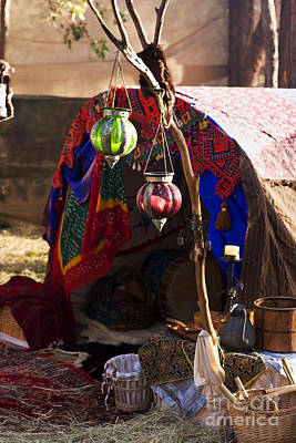 Drifter Photograph - Gypsy Tent by Jorgo Photography - Wall Art Gallery