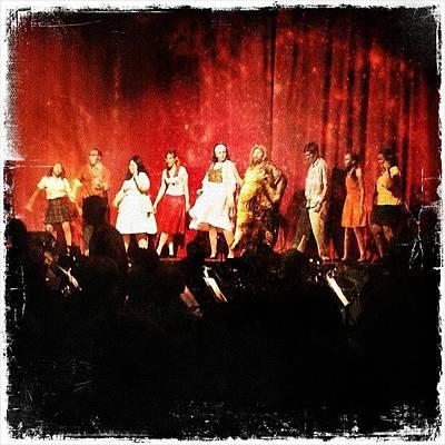 Musical Photograph - #hairspray #musical #pasadenahighschool by Daron Anderson