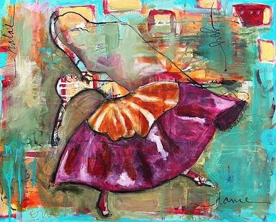 Mixed Media - Halal by Carrie Todd