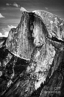 Photograph - Half Dome by Paul W Faust -  Impressions of Light