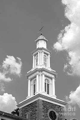 Photograph - Hamilton College Chapel by University Icons