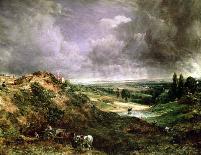 John Constable Painting - Hampstead Heath by John Constable