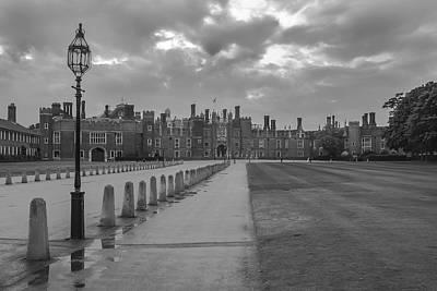 Hampton Court Art Print