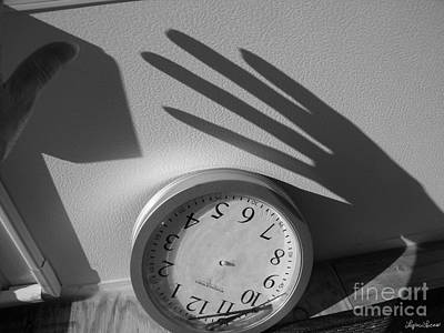 Photograph - Hand Of Time by Lyric Lucas