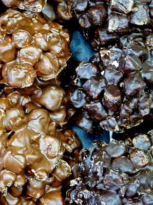 Photograph - Handmade Chocolates by Jeff Lowe
