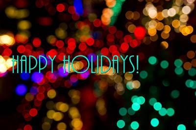 Photograph - Happy Holidays  by Saija  Lehtonen