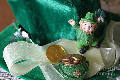 Photograph - Happy St. Patricks Day by Living Color Photography Lorraine Lynch