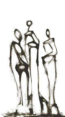 Digital Art - Harmony by Khaya Bukula