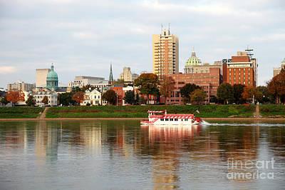 Harrisburg Pennsylvania  Original