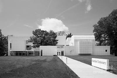 Photograph - Hartford Seminary  by University Icons