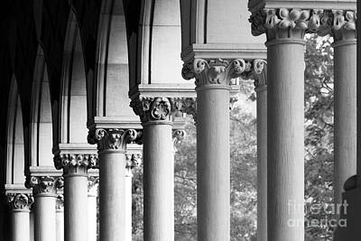 Cambridge Photograph - Memorial Hall At Harvard University by University Icons