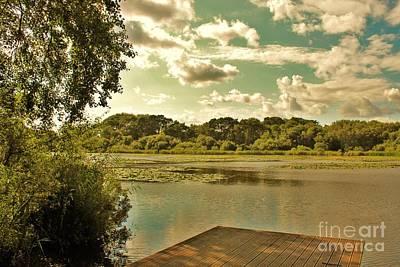 Photograph - Hatch Pond by Katy Mei