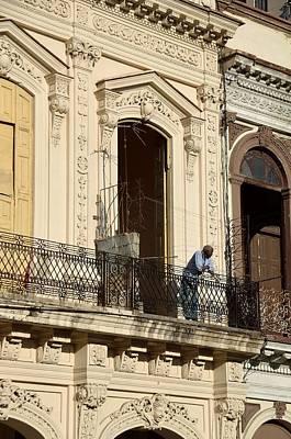 Photograph - Havana Street Scene 7 by Steven Richman
