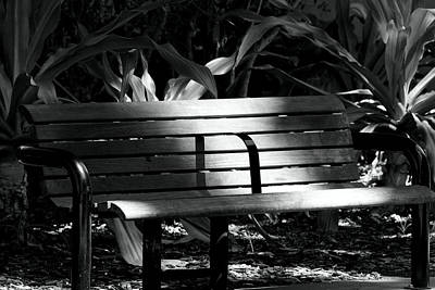 Abstract Art Photograph - Have A Seat  by Christopher  Jones