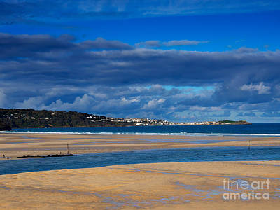 Hawkes Bay Photograph - Hayle Estuary Cornwall by Louise Heusinkveld