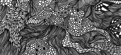 1 Hear Your Colors Art Print