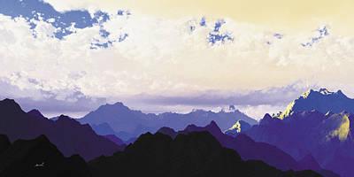 Photograph - Heaven's Breath 21 by The Art of Marsha Charlebois