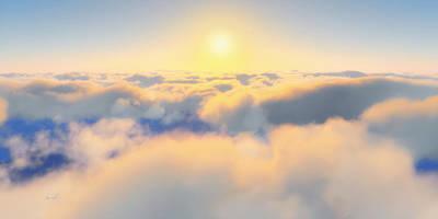 Photograph - Heaven's Breath 26 by The Art of Marsha Charlebois