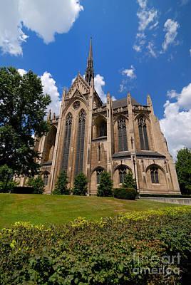 Religious Photograph - Heinz Memorial Chapel Pittsburgh Pennsylvania by Amy Cicconi