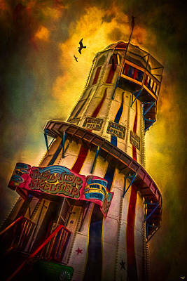 Photograph - Helter Skelter by Chris Lord