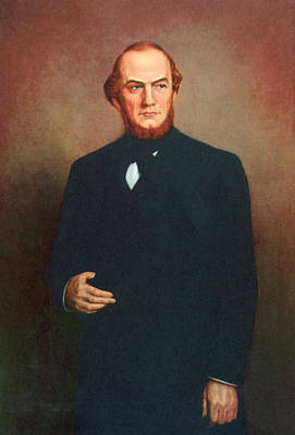 Dupont Painting - Henry Dupont (1812-1889) by Granger
