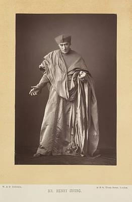 Henry Irving Art Print