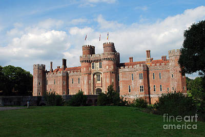 Photograph - Herstmonceux Castle by Scott D Welch