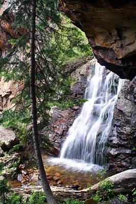 Photograph - Hidden Falls by Darryl Wilkinson