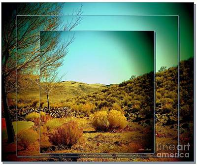 High Desert Art Print