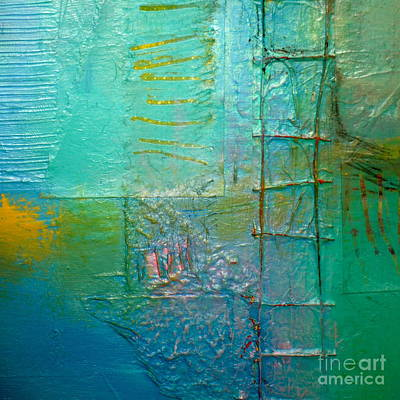 High Tide Art Print by Lisa Schafer