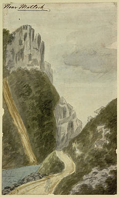 High Tor Print by British Library